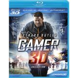 Gamer 3D [3D Blu-ray + Blu-ray + UltraViolet]