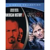 New Warner Studios American History/History Of Violence Product Type Blu-Ray Disc Action Adventure