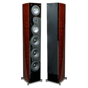 EMP Tek E55TiR Tower Speakers
