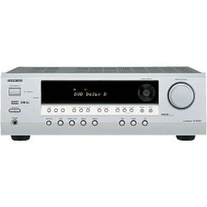 Onkyo TXSR303 Silver 5.1 Channel Receiver