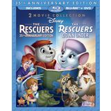 The Rescuers: 35th Anniversary Edition (The Rescuers / The Rescuers Down Under)