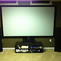 Some pictures of my Home Theater Set Up. 