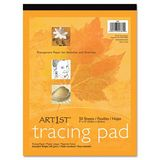 Pacon 2312 - Art1st Parchment Tracing Paper, 9 x 12, White, 50 Sheets