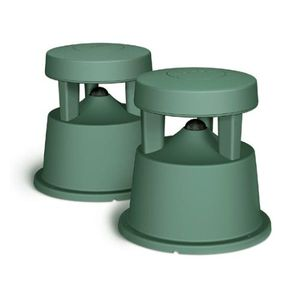 Bose Free Space 51 Speakers, extraordinary sound outdoors from in-ground speakers - Green