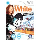 Shaun White Snowboarding: World Stage Wii Game UBISOFT
