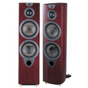 Wharfedale Opus 2-3 Speaker Pair Piano Finish