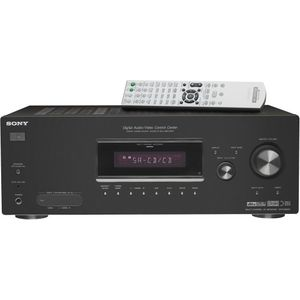 Sony STR-DG500 6.1 Channel Home Theater Receiver