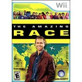Amazing Race Wii Game UBISOFT