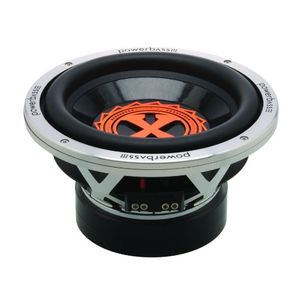 PowerBass 2XL Series Subwoofers 10 Inch Dual 4 Ohm -2XL-104D