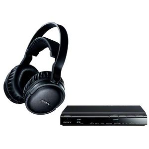 Sony Wireless Digital Sorround Headphones System | MDR-DS7500