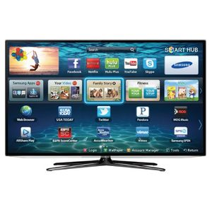 Samsung UN60ES6100 60-Inch 1080p 120 Hz Slim LED HDTV (Black)
