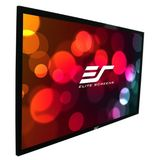 Elite Screens ER120WH1-A1080P2 Sable Fixed Frame Projection Screen (120 inch 16:9 AR)(AT)