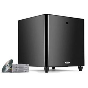 Polk Audio DSW PRO 600 12 inch Powered Subwoofer