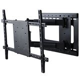 Plasma LCD Flat Screen TV Articulating Full Motion Dual Arm Wall Mount Bracket