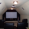 Digital Projector Theaters