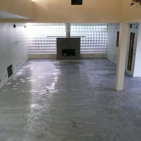 Theater construction - reflective: 