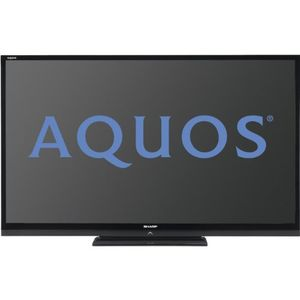 Sharp AQUOS LC60LE632U 60-inch 1080p 120 Hz LED-LCD HDTV, Black