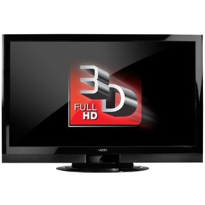 VIZIO XVT3D554SV 55-inch 1080p 480Hz 3D LED HDTV with  Full Array TruLED, Smart Dimming and VIZIO Internet Apps