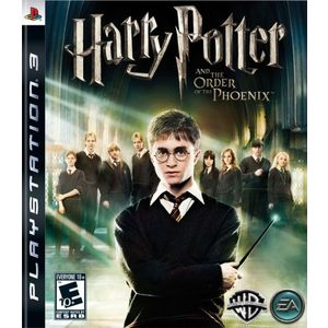 Harry Potter & The Order of the Phoenix Playstation3 Game EA
