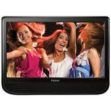 Haier America 22inch Designer F-Series LCD HD TV With Built-In Digital&amp;Analog Tuners-Black