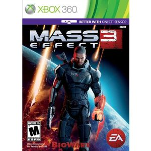 Mass Effect 3 Xbox 360 Game EA