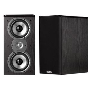 Polk Audio AM4095-A Monitor40 Series II Two-Way Bookshelf Loudspeaker Pair