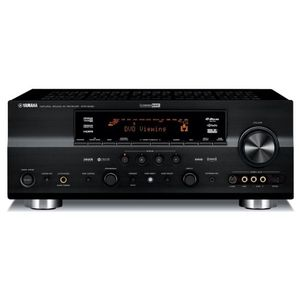 Yamaha HTR-6180BL 735 Watt 7.1-Channel Home Theater Receiver