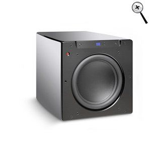 Velodyne Optimum Series 12-Inch Subwoofer Enclosures (Black)