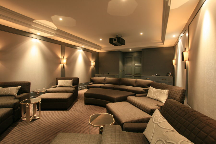 Soundtrap Custom Home Theatre