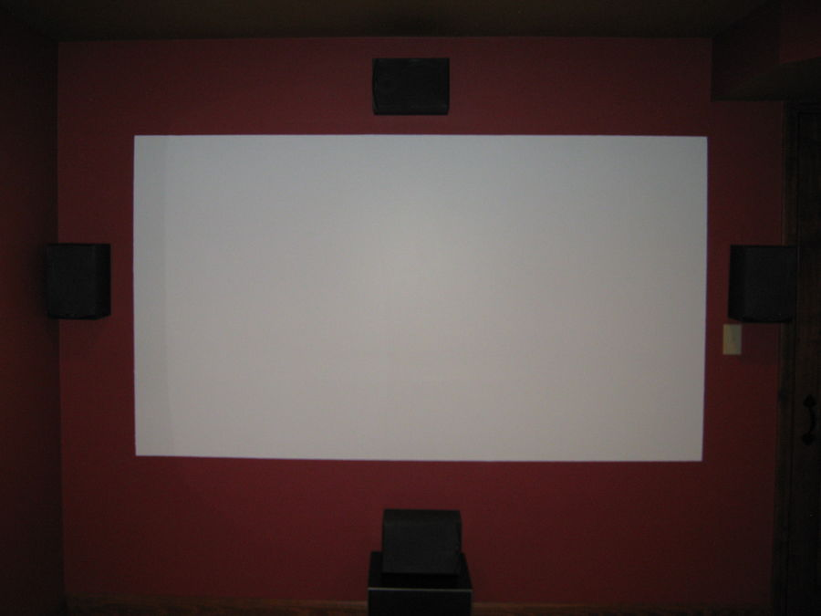 "96"" Diagonal Screen 