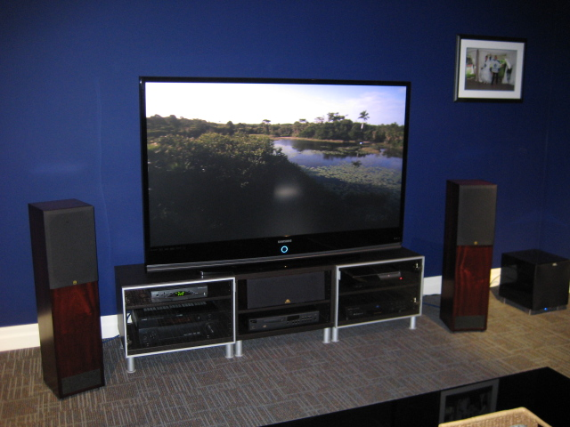 My Basement Theatre Setup Avs Forum Home Theater