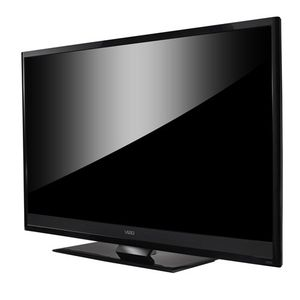 Vizio M3D550KD 55-Inch 240 Hz Class Theater 3D Edge Lit Razor LED LCD HDTV with VIZIO Internet Apps - Black