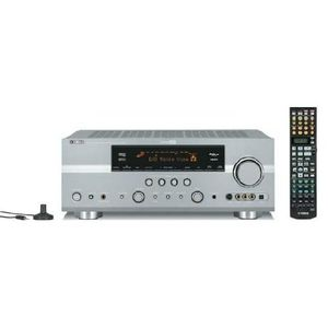 Yamaha RX-V663BL 665 Watt 7.1-Channel Home Theater Receiver