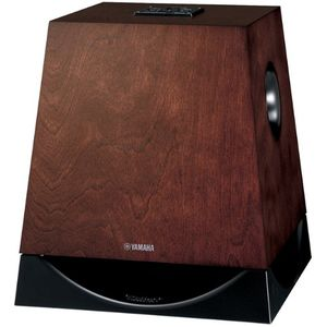 Yamaha NS-SW700BR 10-Inch 300-Watt Subwoofer with Advanced YST II and QD-Bass Technology