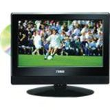 NAXA 13.3 inch Widescreen LED HDTV with Built-in Digital Tuner & DVD Player - NTD-1355