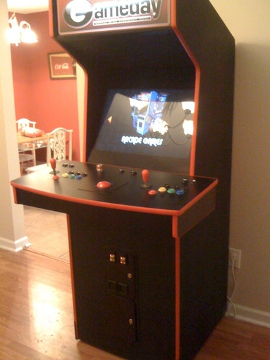 Finally finished my MAME cabinet - AVS Forum | Home Theater