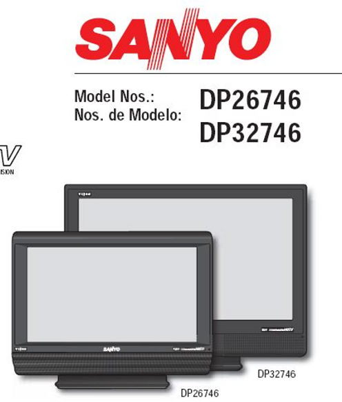 why can\'t I find ANY info on these Sanyo / Vizon LCDs?! - AVS Forum ...