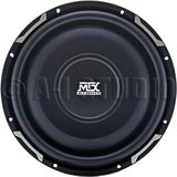"MTX 10"" Single 2-Ohm Round Thin Sub FPR10-02"