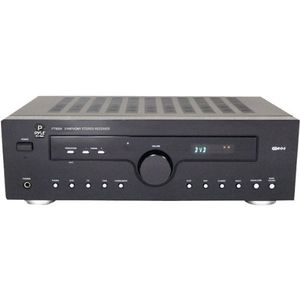 Pyle PT680A 400 Watts 2-Channel AM/FM Multi Source Receiver Amplifier