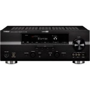 Yamaha RX-V765BL 665 Watt 7-Channel Home Theater Receiver