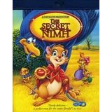 New Mgm Ua Studios Secret Of Nimh Product Type Dvd Blu-Ray Family Domestic Dts Hd Master Audio