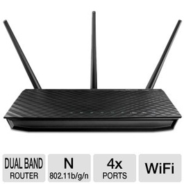 Gigabit Router Wiki on Asus Rt N66u Dual Band Wireless N900 Gigabit Router