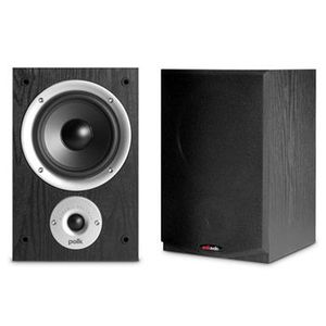 Polk Audio R150 Two-Way Bookshelf Loudspeakers (Pair)
