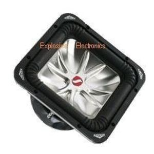 Kicker Solo-Baric 12 inch 4 Ohms Subwoofer - L5-05S12L5