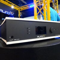 Auro's new AVR, the Auro-3D ISSP 12.200D