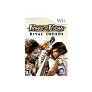 Prince of Persia Rival Swords Wii Game UBISOFT