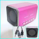 3.5mm USB Audio Sound Box Speaker Music Angel Gb-v204rd