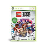 Rock Band: Lego Xbox 360 Game Warner Bros. Studios