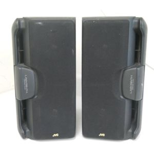 JVC SP-MXC7TN Labyrinth Subwoofer System Pair Two