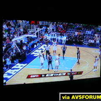 taken while watching nba on espnhd